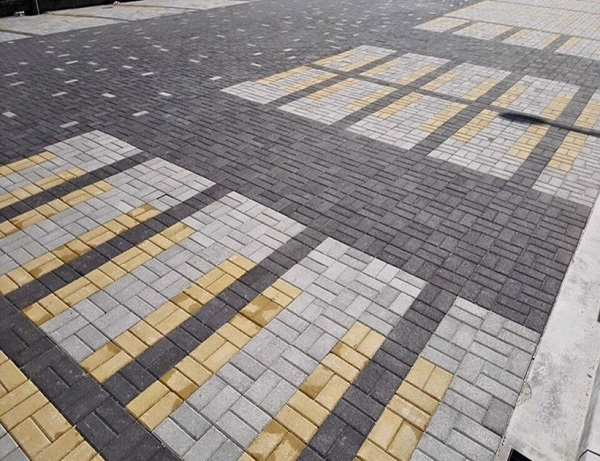 FlexiPave Interlocking Concrete Pavers