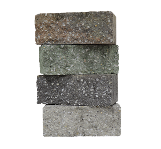 Split Face Bricks